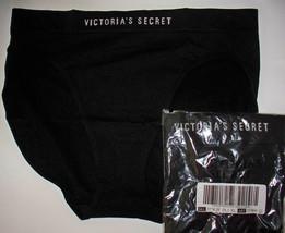 XL Black SEAMLESS NO SHOW FULL COVER Victorias Secret HighLeg Waist Brie... - $10.99
