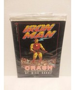 IRON MAN - CRASH: FIRST COMPUTER GENERATED GRAPHIC NOVEL - FREE SHIPPING - $14.03