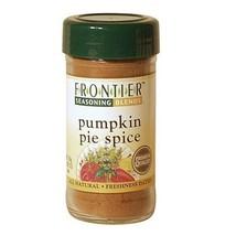 Frontier Herb Pumpkin Pie Spice (1x1.92 Oz) - $20.51