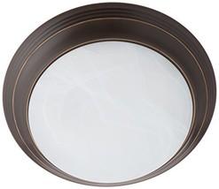 Progress Lighting P3688-20 Med Flush Mount, 1-60-watt - $56.27
