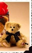 """Boyds Bears """"Della Mae"""" #573015 - 6"""" Patriotic Bear- 2006- NWT - $12.99"""