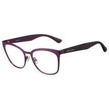 Jimmy Choo Eyeglasses JC-189-FN1-53 Size 53mm/18mm/140mm Brand New W Case - $57.59
