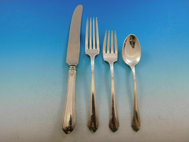 Lady Diana By Towle Sterling Silver Dinner Size Place Setting(s) 4pc - $206.10