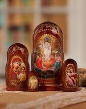 Resurrection Nesting Dolls Set - $102.95