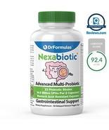 DrFormulas Nexabiotic 23 Probiotics for Women and Men with Lactobacillus... - $14.07