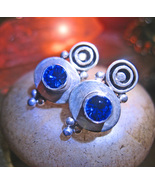 FREE Haunted EARRINGS ALLURE SEDUCE ATTRACT IRRESISTIBLE MAGICK 925 CASSIA4 - $0.00