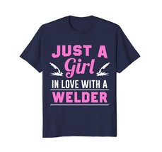 New Tee -  Shirt Ideas For Girlfriend/Wife. Great Costume From Welder. Men - $19.95+