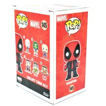 Funko Pop! Marvel Deadpool Dressed to Kill Suit & Tie PX Previews Exclusive #145 image 4