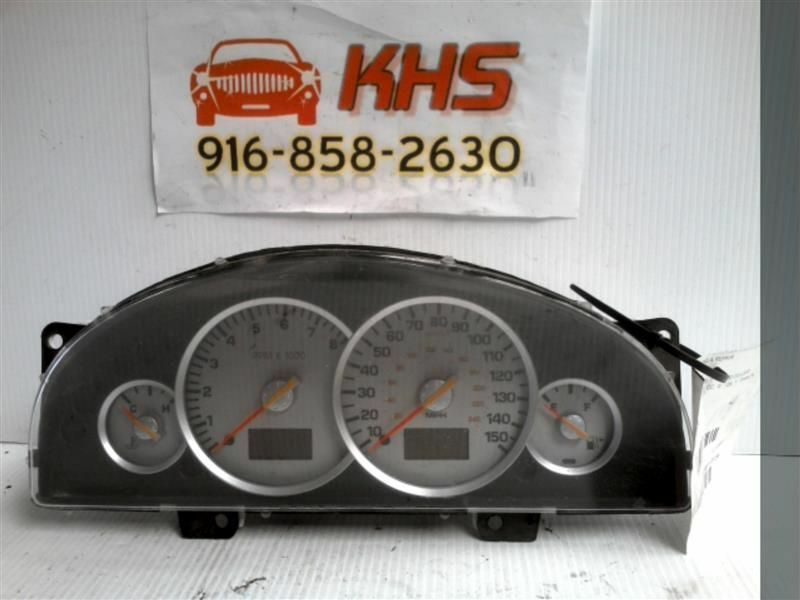 "Primary image for Speedometer Cluster MPH 16"" Wheel Fits 01-02 COUGAR 133335"