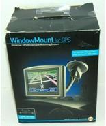 Window Mount for GPS Garmin Magellan TomTom Units Brand New! - $0.99