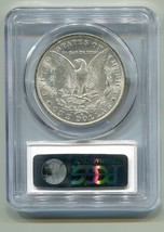 1885-O MORGAN SILVER DOLLAR PCGS MS63 WHITE NICE ORIGINAL COIN FROM BOBS COINS image 2