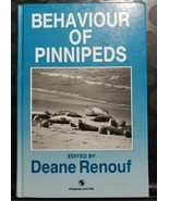 Behaviour of Pinnipeds (1990, Hardcover) Very Good Condition - $95.37