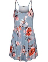 Hibelle Layering Tank Tops for Women, Ladies Floral Printed Baby Doll Sh... - $34.28