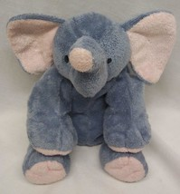 "TY Pluffies SOFT GREY ELEPHANT 6"" Plush Stuffed Animal 2002 - $18.32"