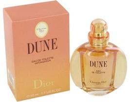 Christian Dior Dune 1.7 Oz Eau De Toilette Spray image 2