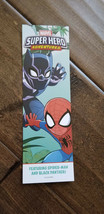 2018 SDCC COMIC CON MARVEL BLACK PANTHER SPIDER-MAN MS SQUIRREL PROMO BO... - $7.91