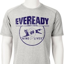 Eveready Dri Fit graphic Tshirt moisture wicking car stereo SPF active wear tee image 2
