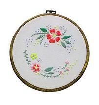 Full Range of Embroidery Starter Kit Handmade Cross Stitch Kit Little Re... - $17.47