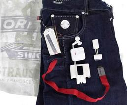 NEW LEVI'S STRAUSS MEN'S REDWIRE DLX RELAXED FITJEANS PANTS DENIM 200520007 image 8
