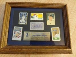 MLB USPS Baseball Stamp Pin Collectors Edition Vintage - Ruth, Robinson, Clement - $35.05