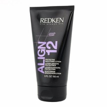 REDKEN ALIGN 12 PROTECTIVE SMOOTHING LOTION 5 OZ / 150 ML - $16.82
