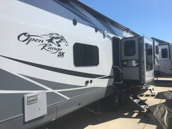 2019 HIGHLAND RIDGE OPEN RANGE 5TH WHEEL FOR SALE -SM375