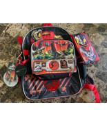 """Jurassic World 5 Piece Backpack Set w/ Lunch box Full Size 16"""" - $29.69"""