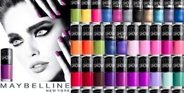 NEW Maybelline Color Show 60 seconds with Special Brush for Great Manicure 7ml - $2.87