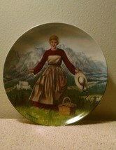 Knowles 1986 THE SOUND OF MUSIC First In Series Limited Edition Plate IO... - $6.92