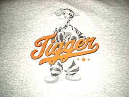 Disney Tigger T Shirt  (Size Large) - $8.90