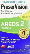 PreserVision AREDS 2 Eye Vitamin & Mineral Supplement with Lutein and Ze... - $59.39