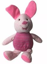 "Disney Baby Winnie the Pooh Piglet Plush Rattle Crinkle Ears 12"" - $19.85"