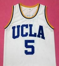 Baron Davis Ucla Bruins White College Jersey Any Size Free Wwjd Bracelet - $29.99