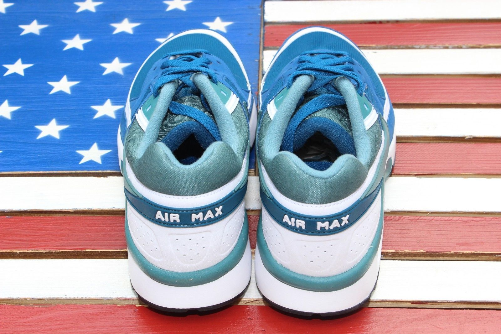 8473e2afc2 ... hot nike air max bw og running shoes marina blue jade green 819522  fe2a3 641a3