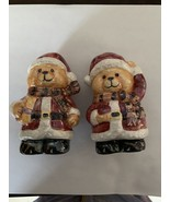 Christmas Salt and Pepper Shakers - $5.00