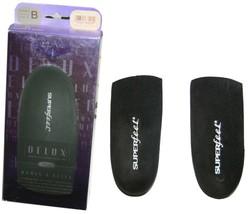 Superfeet Delux Raven Shoe Dress Fit Insole 87005 B Width Fits 4-1/2 - 6... - $13.25