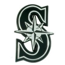 Fanmats MLB Seattle Mariners Diecast 3D Chrome Emblem Car Truck RV 2-4 Day Del. - $14.84