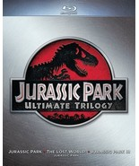 Jurassic Park Collection Trilogy (Blu-ray Disc, 2011, 3-Disc Set) - $12.95
