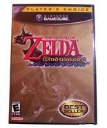 The Legend of Zelda - The Wind Waker Brand New Sealed Gamecube Game * Ni... - $59.88