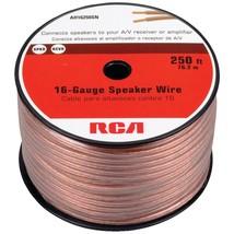 Rca 16-gauge Speaker Wire (250ft) RCAAH16250SR - $59.55