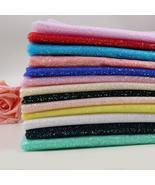 2M/5M/10M Width 150cm Sequin Glitter Fabric Tulle Gauze Mesh for Home Ga... - $55.92+
