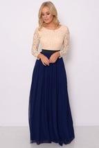 V6248g l 610x610 dress tone long dress navy b thumb200