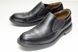 Clarks 8 Black Slip-On Shoe Men's - $38.00