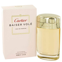 Baiser Vole by Cartier Eau De Parfum  3.4 oz, Women - $79.05