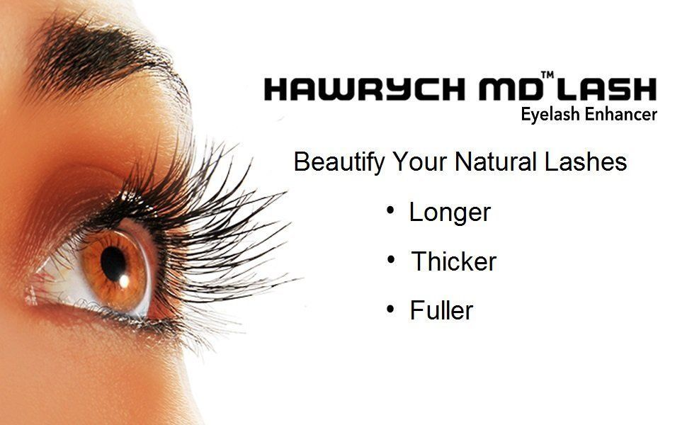 55344974d17 HAWRYCH MD Lash Boost Eyelash Enhancing Serum - Eyelash Enhancer for Longer  Lash