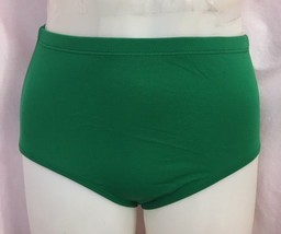 Body Wrappers Jubeln Athletik Unterwäsche, Kelly Green, Kind Size 7-10 - $17.87