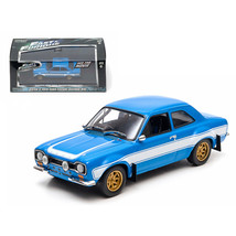 Brians 1974 Ford Escort RS2000 MK 1 The Fast and The Furious Movie (2013... - $28.71