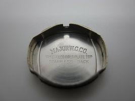 Vintage Women's Hallmark 25 Jewels 10k Rolled Gold Plated Hand Wind Watch image 6