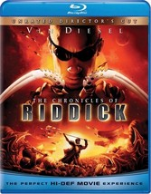 Chronicles Of Riddick (Blu Ray) (Ws/Eng Sdh/Span/Fren/Dts-Hd)