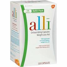 alli Refill Pack 120 Caps (Pack of 4) - $287.98